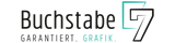 Buchstabe7 Logo - Footer